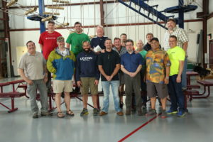 qualified ropes course instructor training workshop